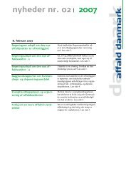 Nyhedsbrev 2007 02.pdf - affald danmark