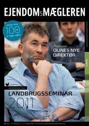 Udgave 2, marts måned 2011 - Dansk Ejendomsmæglerforening