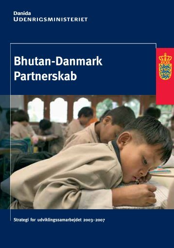 Bhutan-Danmark Partnerskab