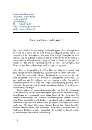 Læsehandicap – ondt i synet - Adlandia
