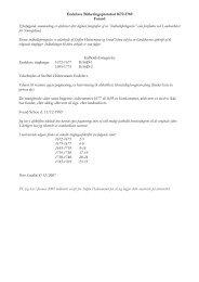Endelave Birketingsprotokol 1672-1769 Forord Efterfølgende ...
