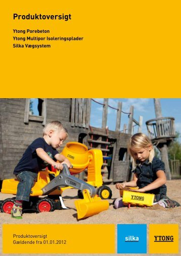 Download produktoversigt - YTONG Silka