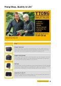 Download produktoversigt - YTONG Silka - Page 5