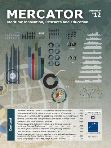 mercator - The Danish Maritime Cluster