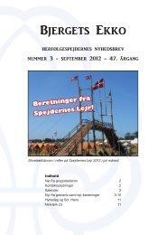 BE 2012 3 - Herfølgespejdernes hjemmeside