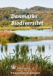 Danmarks Biodiversitet - Naturstyrelsen