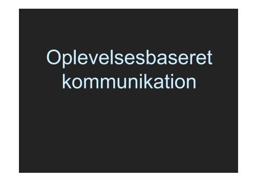 Untitled - Dansk Kommunikationsforening