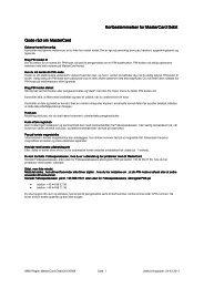 Regler for MastercardDebit - download pdf.