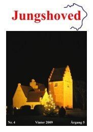 Nummer 4 Vinter 2009.pdf - Jungshoved