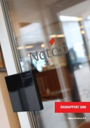 Annual report for 2008 - Netop
