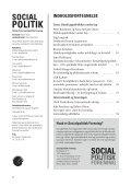 Nr. 5 Handicappolitikken under lup - Socialpolitisk Forening - Page 2
