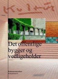 Det offentlige bygger og vedligeholder (PDF-format)