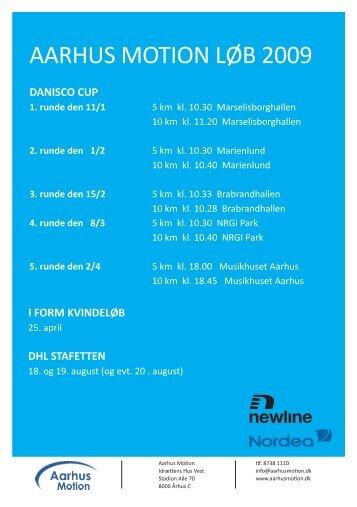 Danisco Cup 2009 - Aarhus Motion