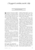 Spraknytt 2007 - Språkrådet - Page 3