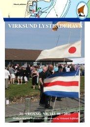 Klubblad juni 2001. - Virksund Lystbådehavn