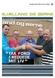 tak fordi i reddede mit liv - Fødevareforbundet Sjælland og Øerne - Nnf