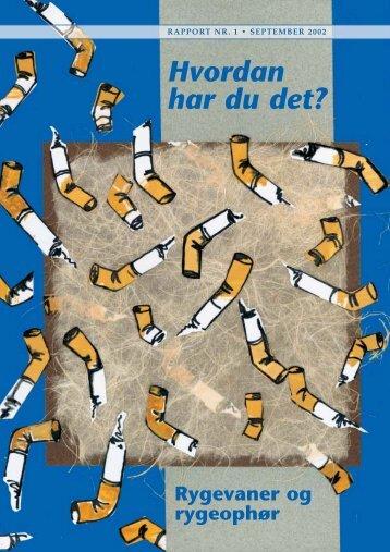 140-04-001 Hvordan har..1(2udg) - CFK Folkesundhed og ...
