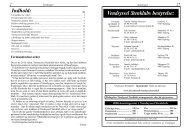jubilæumsnummer - Vendsyssel Stenklub