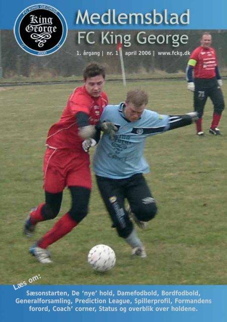 April 2006 - FC King George