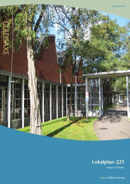 Lokalplan 221 - Gladsaxe Kommune