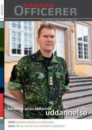 uddannelse - Hovedorganisationen af Officerer i Danmark