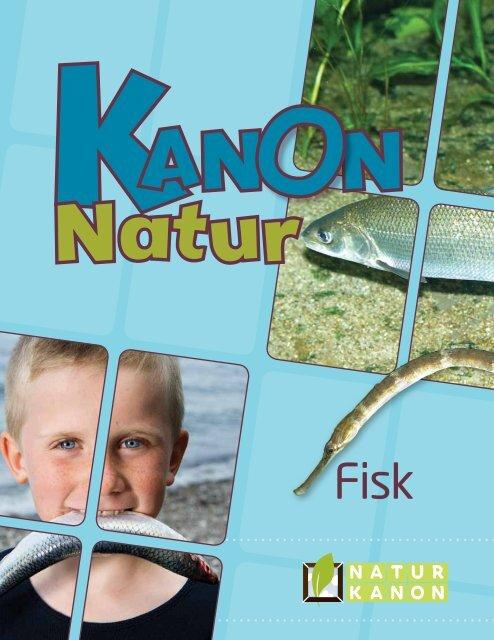 Kanon Natur – Fisk - Naturstyrelsen
