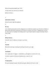 Referat fra bestyrelsesmøde 8. april 2013 - Andelsboligforeningen ...