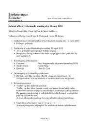 Bestyrelsesmøde den 10. maj 2010 – Hent PDF filen her