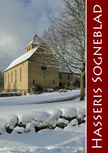 """mad"""" """"Gud oG God i det nye år - Hasseris Kirke"""