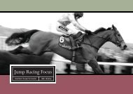 Download PDF - Racing for Change - Love The Races