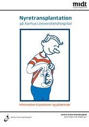 Nyretransplantation - Aarhus Universitetshospital