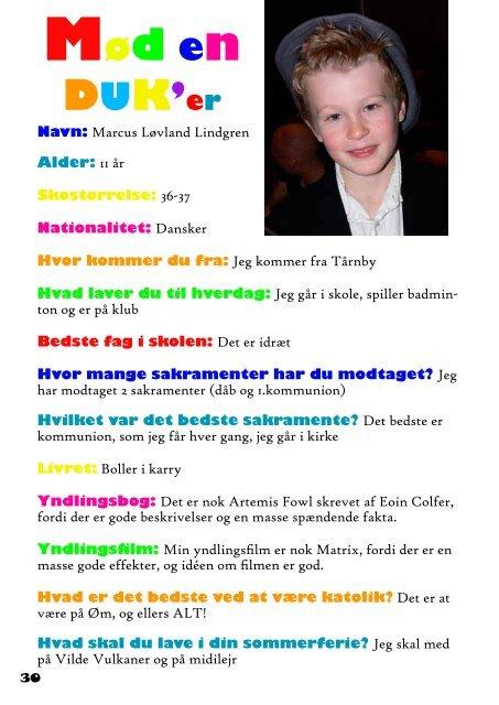 Nr 103 - Danmarks Unge Katolikker
