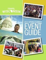 Spring-Summer Guide - Wisconsin
