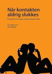 Når kontakten aldrig slukkes - Dansk Kommunikationsforening