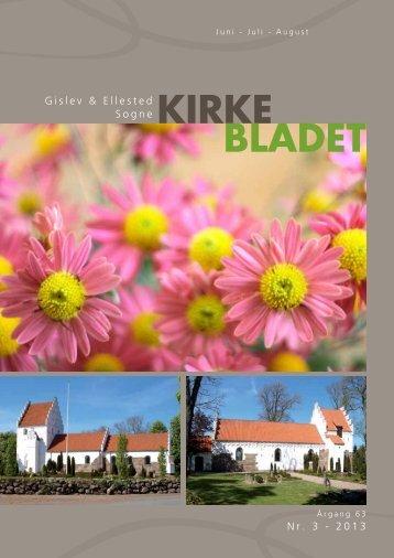KIRKE BLADET - Gislev kirke