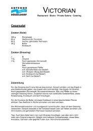 Balsamico-Senf-Honig-Dressing