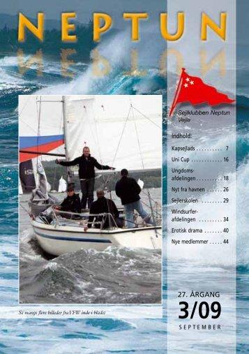 Vejle Fjord Weekend Sejladser 2009 - Sejlklubben Neptun