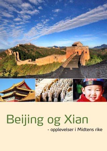Beijing og Xian - Unik Travel