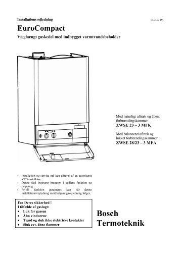 Download (PDF 1.7 MB) - Bosch Termoteknik