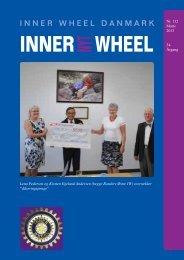 Nr. 132 - Marts 2013 - Inner Wheel Denmark
