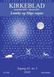 Nr. 3. 41. årgang - Lumby sogn