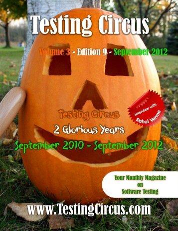 Download PDF Here - Testing Circus