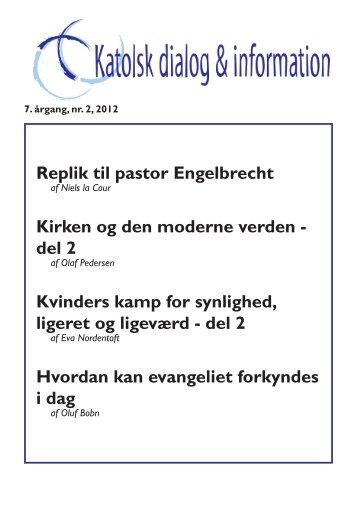 2/2012 - Katolsk dialog & information