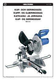 17-199 manual.indd - Biltema