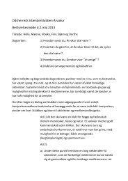 Referat fra bestyrelsesmøde afholdt den 2. maj 2013. - Árvakur