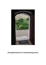 Her kan du hente provstiets brochure om kirkegården og dens ...