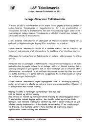 LSF Teknikmærke - samlet.pdf - Ledøje-Smørum Fodbold
