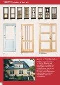 Viking brochure - VIKING vinduer og døre A/S - Page 4