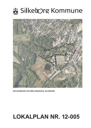 Genvedtagelse Lokalplan 12-005.indd - Lokalplan - Silkeborg