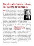 Nyheder fra Kofoeds Skole December 2005 nr. 4 Stop ... - Page 2